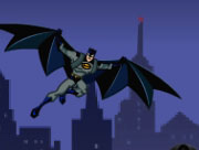Batman Night Sky Defender