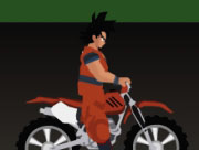 Dragon Ball Bike