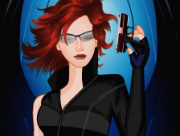 Dress Up Black Widow