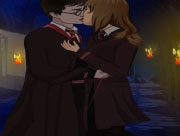 Harry Potter Kiss