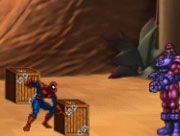 Heroes Defence Spiderman