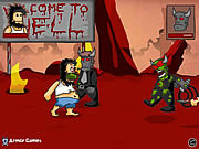 Hobo 6 Hell Game