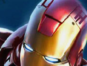 Iron Man Find The Alphabets