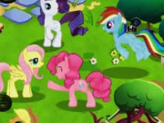 My Little Pony Hidden Object
