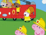 Peppa Fire Engine