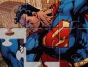 Superman Jigsaw Puzzle