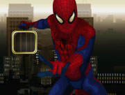 The Amazing Spiderman Find The Alphabet