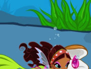 Winx Club Mermaid Layla