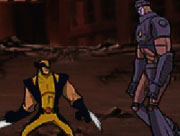 X Men Sentinel Slash
