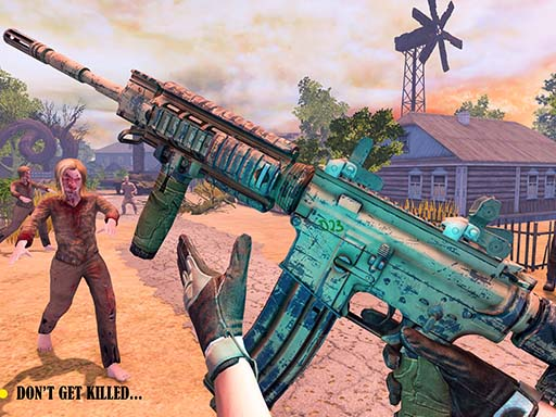 DEAD WARFARE Zombie Shooting Gun Games