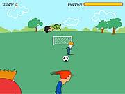 Footie Kick