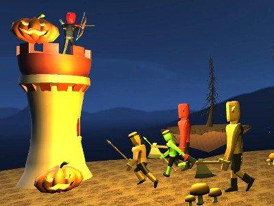 Halloween Archer 3D