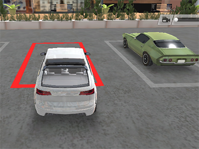Real Car Parking 3D