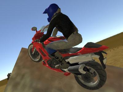 Real Moto Stunts Challenge