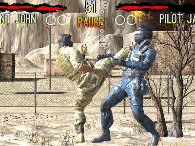 Real Strike Tiger Fighting