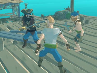 War of Caribbean Pirates